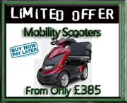 UK MOBILITY Scooter SALE!