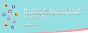 Best Social Media Management Agency in UK